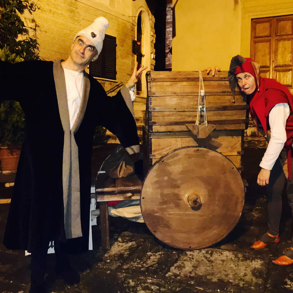 compagnia lannutti corbo - il mago della maiella